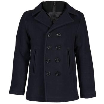 Oblačila Moški Plašči Schott CYCLONE 2 Modra