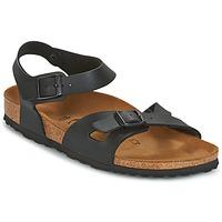 Čevlji  Ženske Sandali & Odprti čevlji Birkenstock RIO Črna