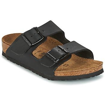 Čevlji  Otroci Natikači Birkenstock ARIZONA Črna