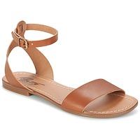 Čevlji  Ženske Sandali & Odprti čevlji Betty London GIMY Kamel