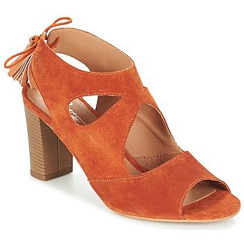 Čevlji  Ženske Sandali & Odprti čevlji Betty London GARMER Rouille