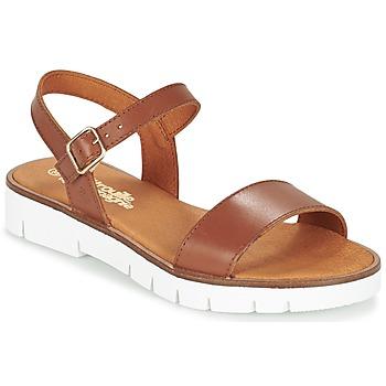 Čevlji  Deklice Sandali & Odprti čevlji Citrouille et Compagnie GAPOTI Kamel