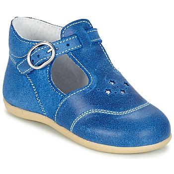 Čevlji  Dečki Sandali & Odprti čevlji Citrouille et Compagnie GODOLO Modra