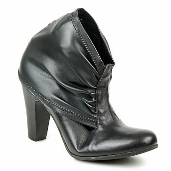Čevlji  Ženske Gležnjarji Fru.it CAJAMAR Črna