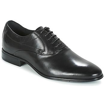 Čevlji  Moški Čevlji Richelieu Carlington GYIOL Črna