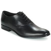 Čevlji  Moški Čevlji Richelieu Carlington GACO Črna