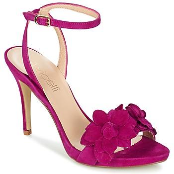 Čevlji  Ženske Sandali & Odprti čevlji Fericelli GLAM Vijolična