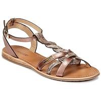 Čevlji  Ženske Sandali & Odprti čevlji Les Tropéziennes par M Belarbi HAMS Bronze