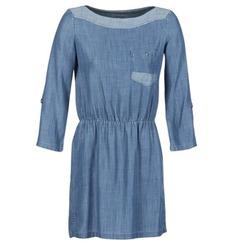 Oblačila Ženske Kratke obleke Esprit CHAVIOTA Modra