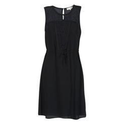 Oblačila Ženske Kratke obleke Cream DONA Črna
