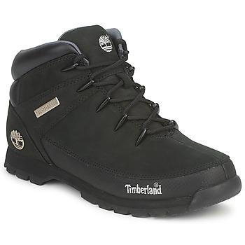 Čevlji  Moški Polškornji Timberland EURO SPRINT HIKER Črna