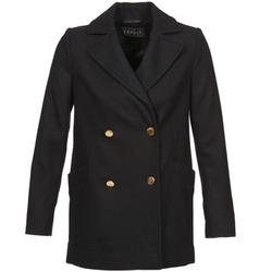 Oblačila Ženske Plašči Esprit WATTS Črna