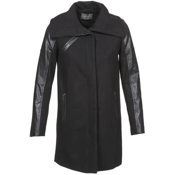 Oblačila Ženske Plašči Esprit BATES Črna