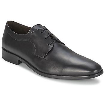 Čevlji  Moški Čevlji Derby So Size ORLANDO Črna