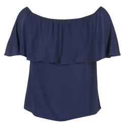 Oblačila Ženske Topi & Bluze Betty London GIVATE Modra