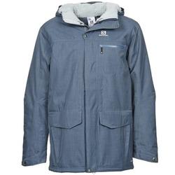 Oblačila Moški Parke Salomon SKYLINE Modra