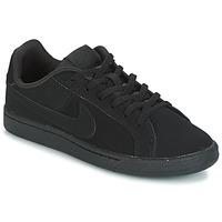 Čevlji  Otroci Nizke superge Nike COURT ROYALE GRADE SCHOOL Črna