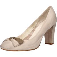Čevlji  Ženske Salonarji Carmens Padova črpalke čevlje AF52 Bež