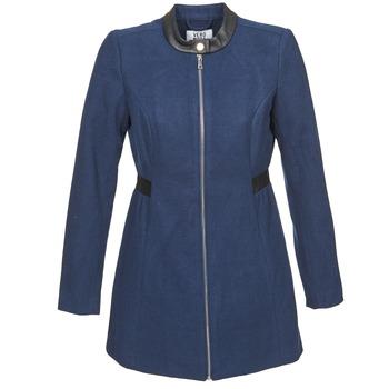 Oblačila Ženske Plašči Vero Moda CAPELLA Modra