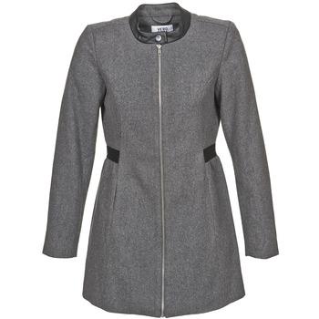 Oblačila Ženske Plašči Vero Moda CAPELLA Siva