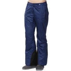 Oblačila Ženske Spodnji deli trenirke  adidas Originals Winter Sport Performance Pant Premium Mornarsko modra