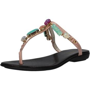 Čevlji  Ženske Sandali & Odprti čevlji Cesare P. By Paciotti AF935 Roza