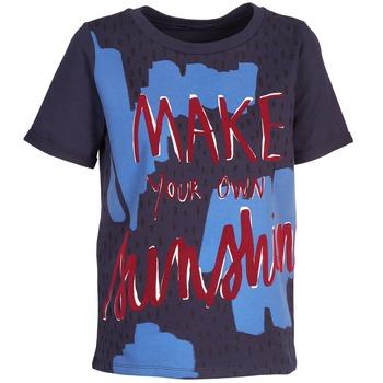 Oblačila Ženske Majice s kratkimi rokavi Kookaï EDITH Modra