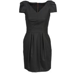 Oblačila Ženske Kratke obleke Kookaï CHRISTA Črna