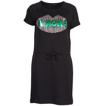 Oblačila Ženske Kratke obleke Kookaï DELIA Črna