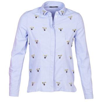 Oblačila Ženske Srajce & Bluze Kookaï MAYA Modra