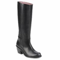 Čevlji  Ženske Mestni škornji    Robert Clergerie ALCOR Črna