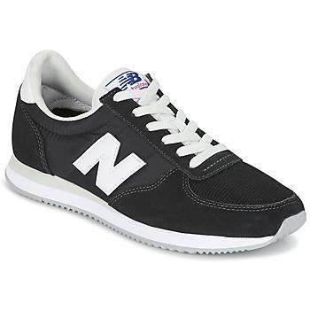 Čevlji  Nizke superge New Balance U220 Črna