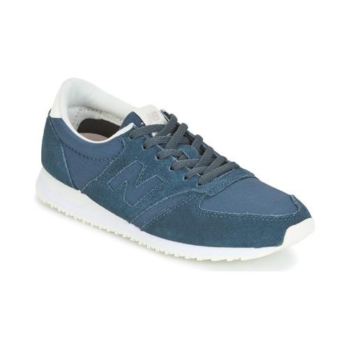 Čevlji  Ženske Nizke superge New Balance WL420 Modra
