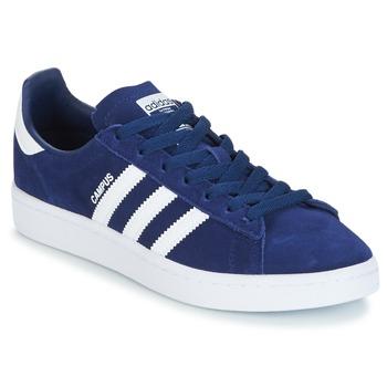Čevlji  Dečki Nizke superge adidas Originals CAMPUS J Modra
