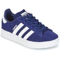 Čevlji  Dečki Nizke superge adidas Originals CAMPUS C Modra