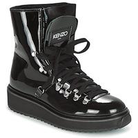 Čevlji  Ženske Škornji za sneg Kenzo ALASKA Črna