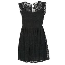 Oblačila Ženske Kratke obleke Betty London GLATOS Črna