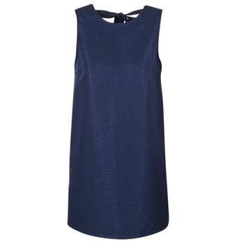 Oblačila Ženske Kratke obleke Casual Attitude GADINE Modra