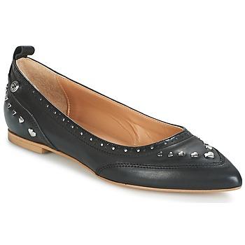 Čevlji  Ženske Balerinke Love Moschino JA11010G14 Črna