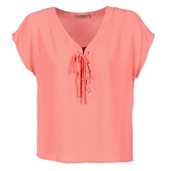 Oblačila Ženske Topi & Bluze Betty London GREM Koralna