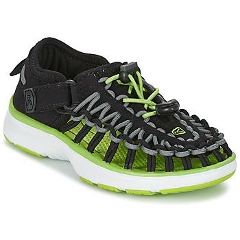 Čevlji  Otroci Športni sandali Keen UNEEK O2 Črna