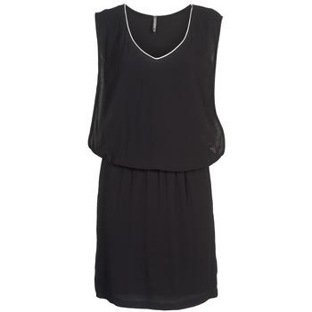 Oblačila Ženske Kratke obleke Naf Naf LYLOMA Črna