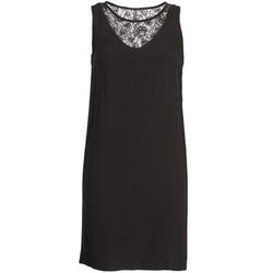 Oblačila Ženske Kratke obleke Naf Naf LYSHOW Črna