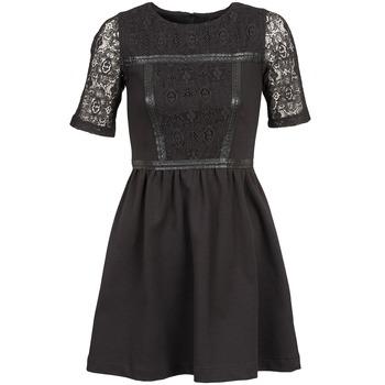 Oblačila Ženske Kratke obleke Naf Naf OBISE Črna