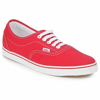 Čevlji  Nizke superge Vans LPE Rdeča