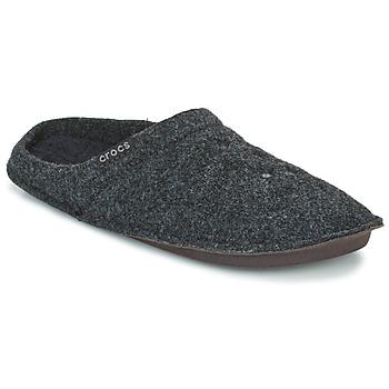 Čevlji  Nogavice Crocs CLASSIC SLIPPER Črna