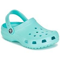 Čevlji  Otroci Cokli Crocs CLASSIC CLOG KIDS Modra