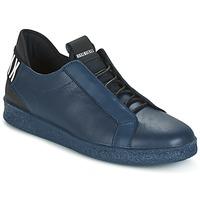 Čevlji  Moški Nizke superge Bikkembergs BEST 873 Modra