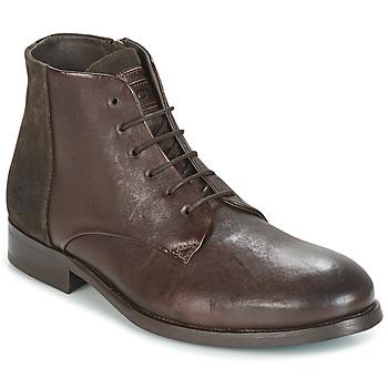 Čevlji  Moški Polškornji Kost MODER Kostanjeva
