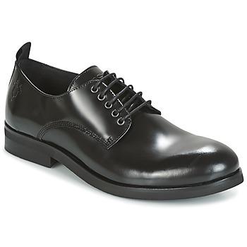 Čevlji  Moški Čevlji Derby Kost ORNE Črna